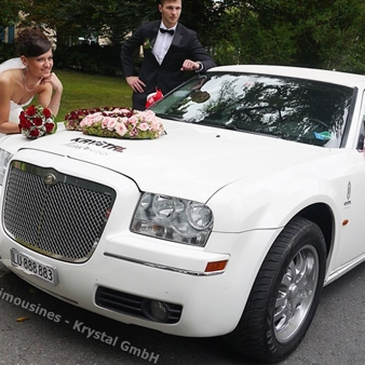 Krystal Wedding Limousines