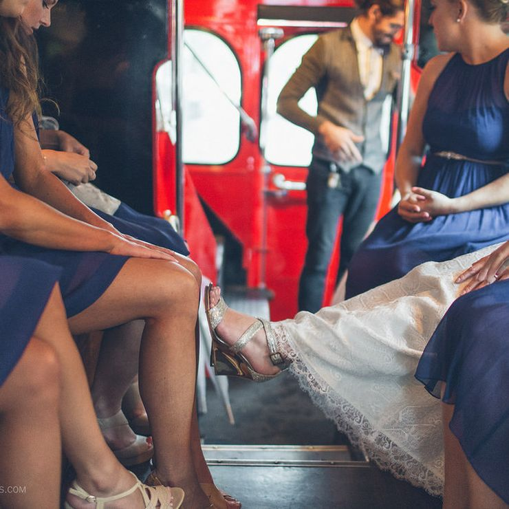 Weddings on Double Decker PDX