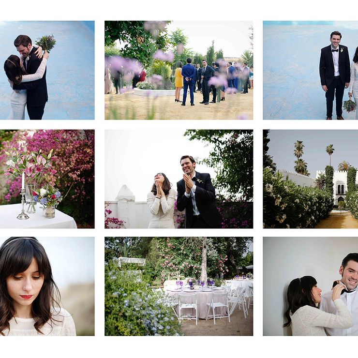 Indie Wedding in Sevilla - Leafhopper Weddings
