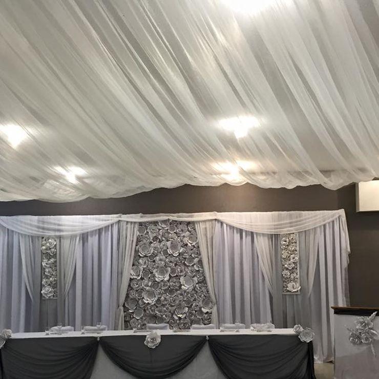 Paperflower backdrops