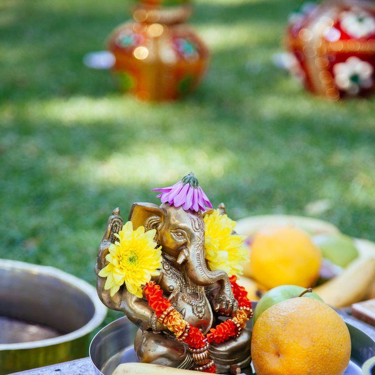 Anjuli & Thomas. A Jewish-Hindu Ceremony