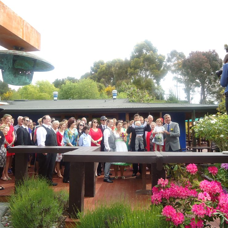 Weddings at The Playhouse Theatre, Nelson