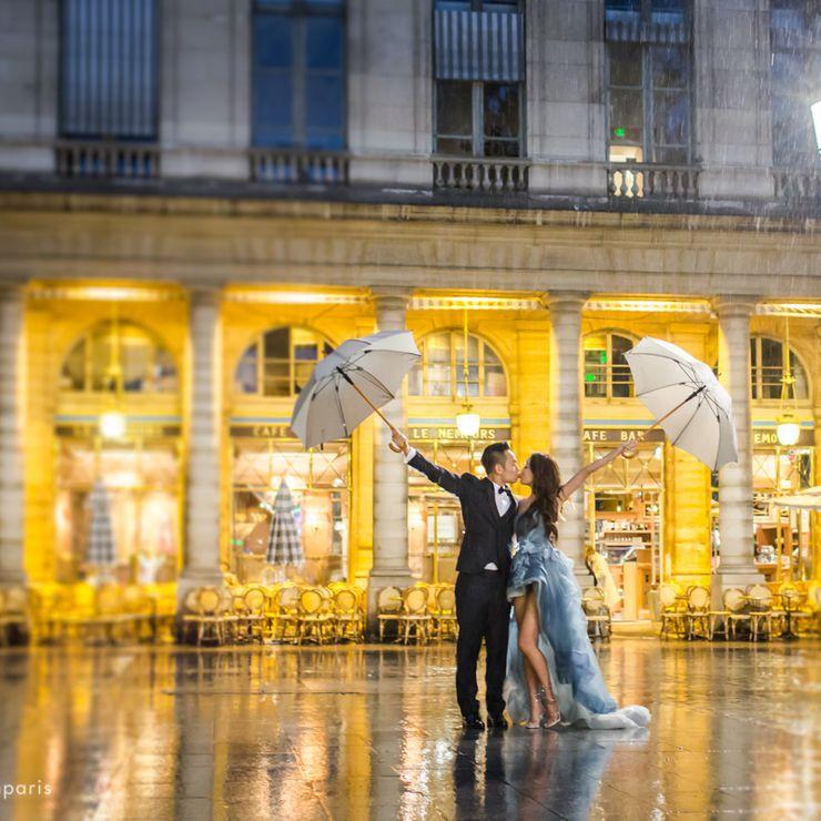 Sessions in Paris