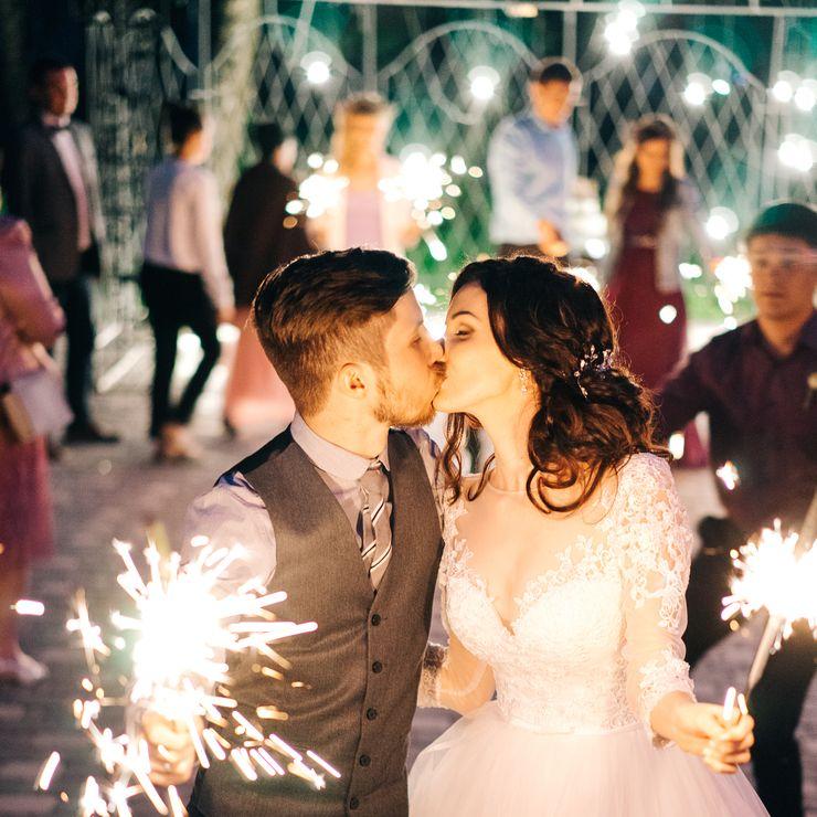 Liza & Max Wedding