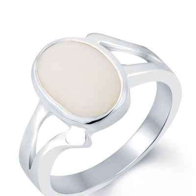 Ivory wedding rings
