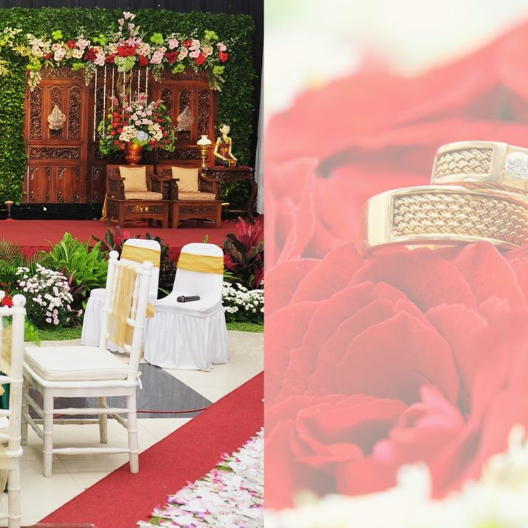 Abrar & Anna Wedding Day Photo (Album Layout)