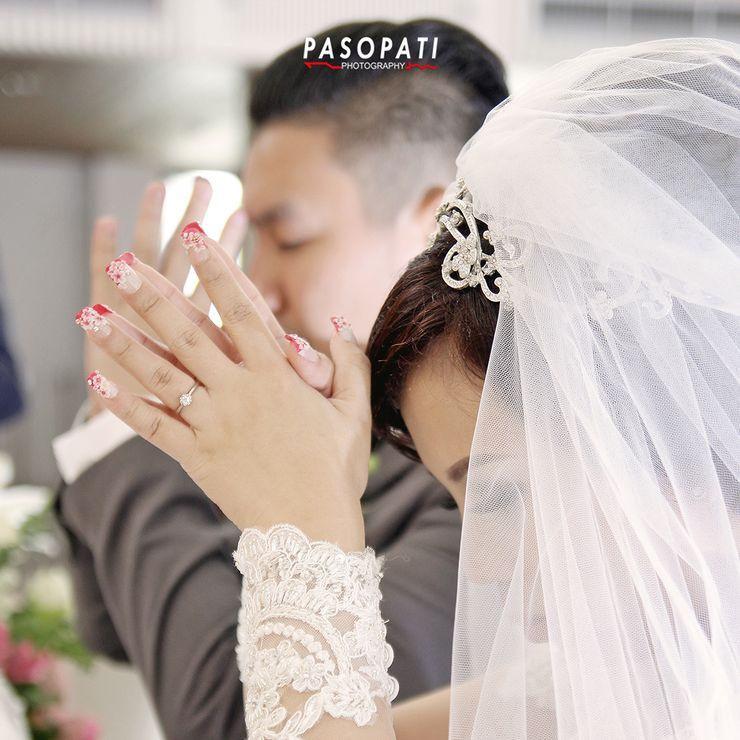 Farida & Robert Holy Matrimony