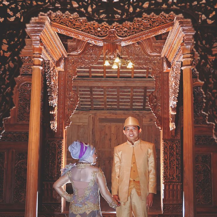 Icha & Dhianto Pre Wedding