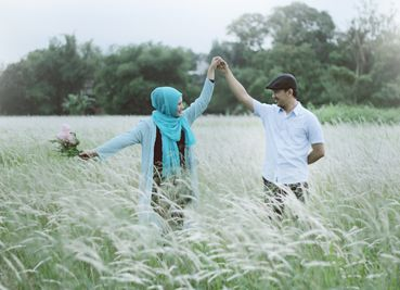 Outdoor engagement