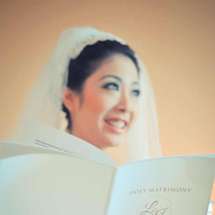 Lawrance & Inggrid Wedding Day