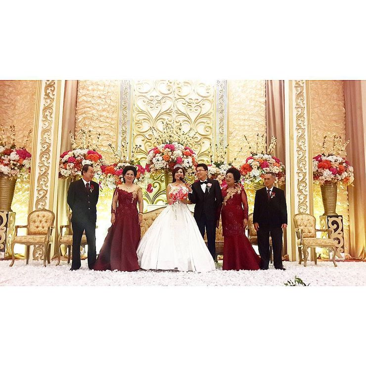 Wedding of Chendra & Myrna