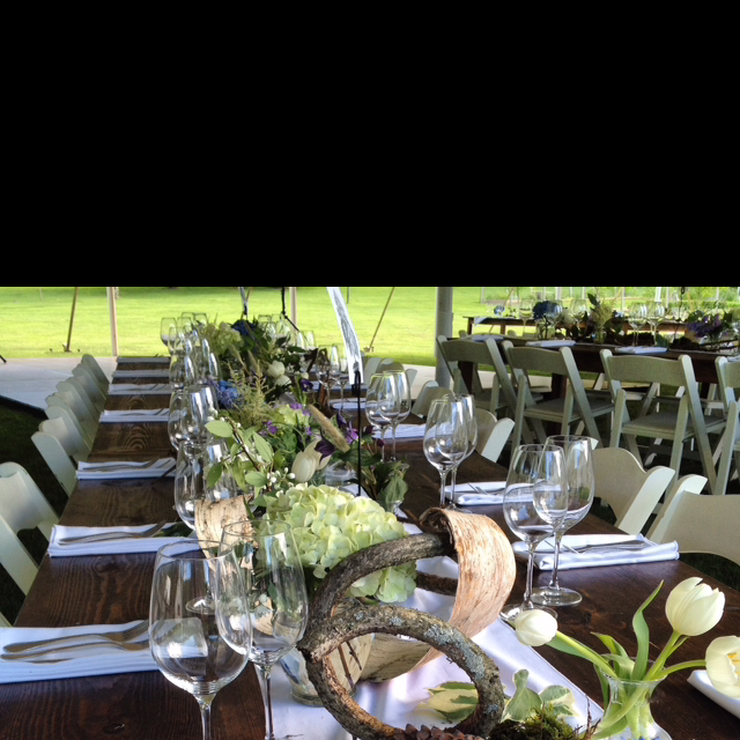 Farm to table wedding