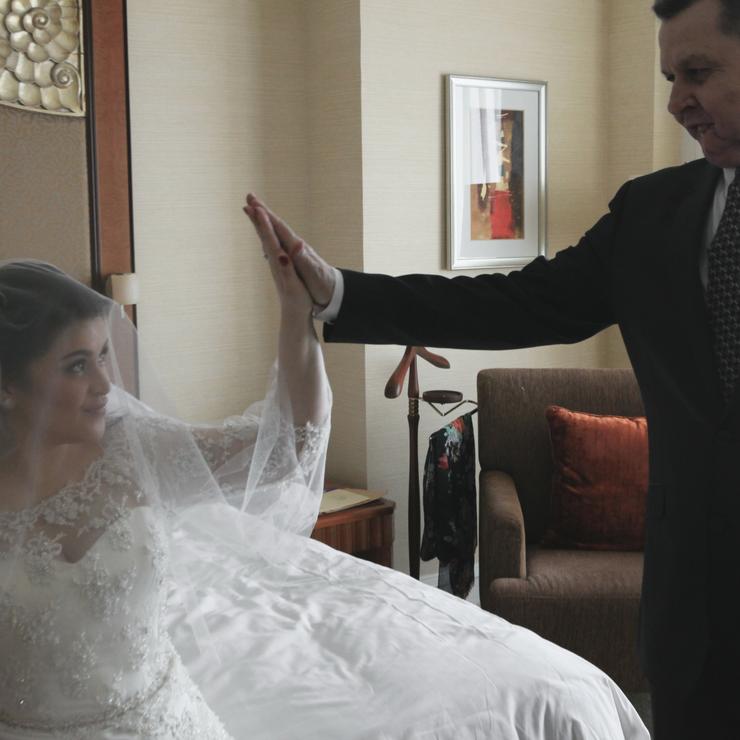 Allysa Voisin Holy Matrimony