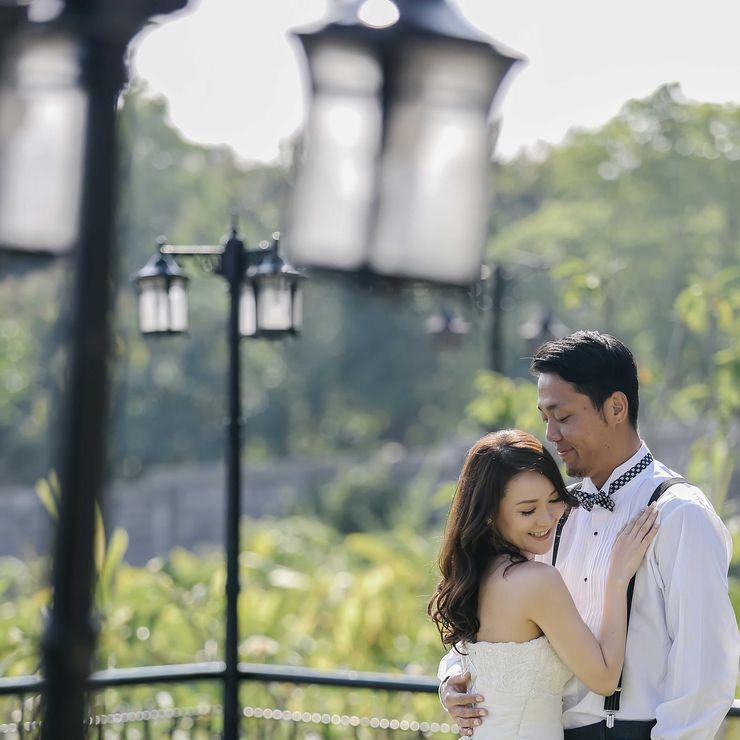 Wedding of Mr. & Mrs. Egi