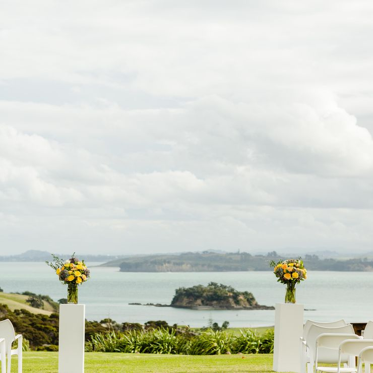 Sophie & Steve's wedding Cable Bay Waiheke Island