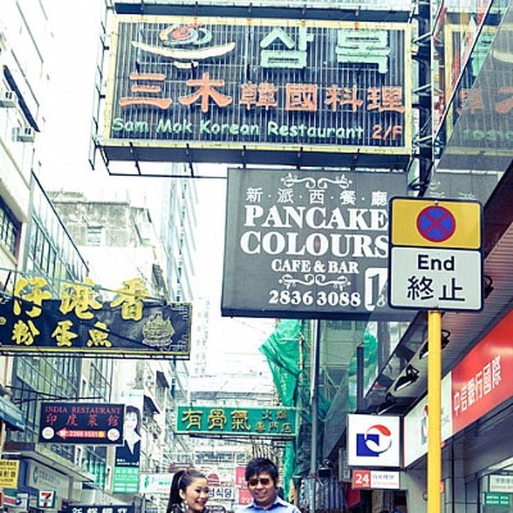 Hongkong Pre Wedding