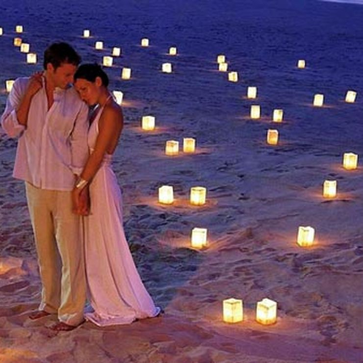 Most Romantic Places for Honeymoon