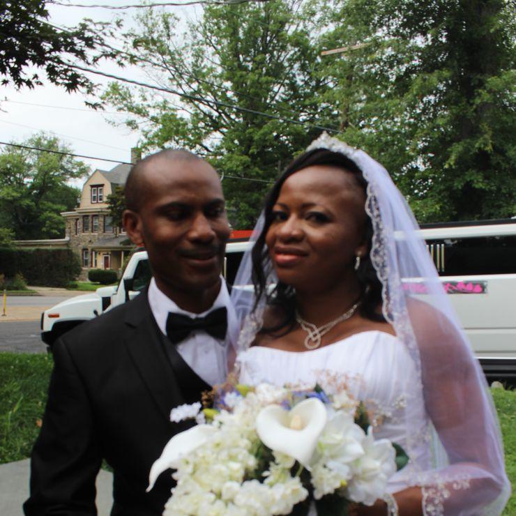 Dami & Lucky Wedding
