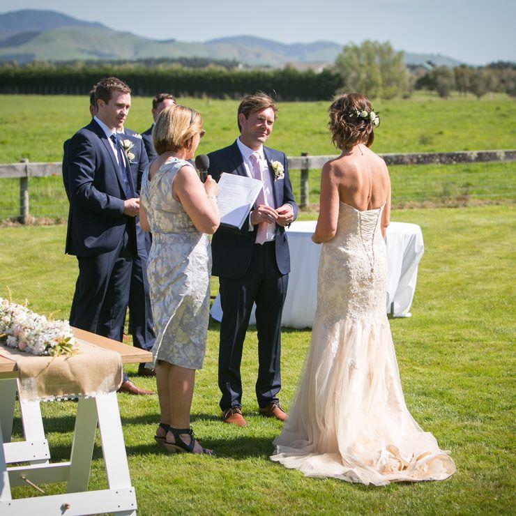 Wendy & Ben's Wedding