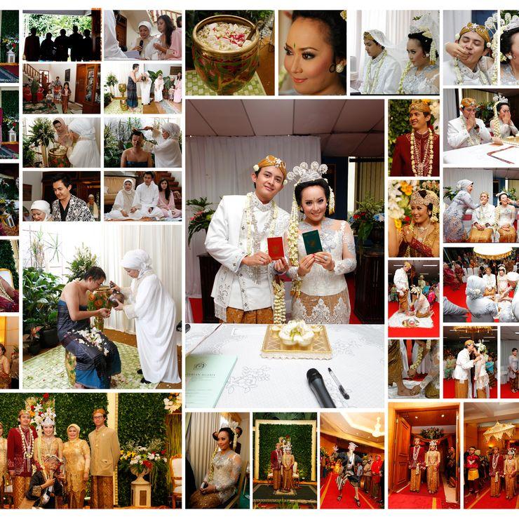 Wedding Shandy and Anggi