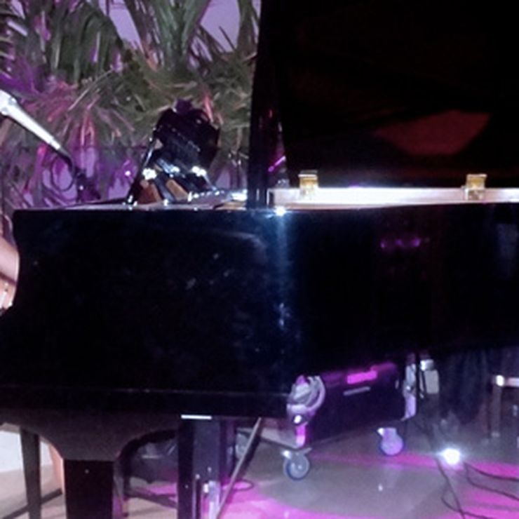 Judith - voice and piano - wedding singer