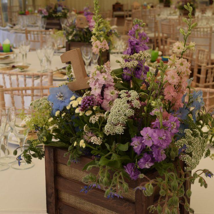 Hannah & Nicks Church & Marquee wedding