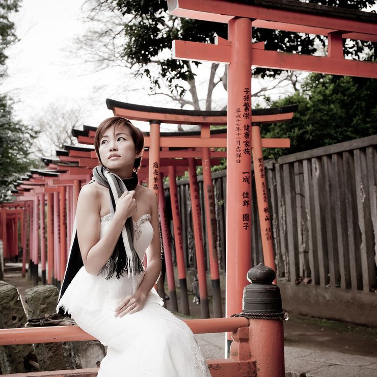 Japan Pre Wedding Photoshoot