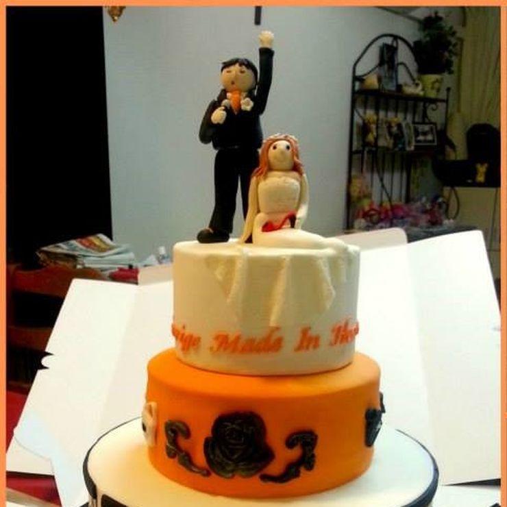Wedding Cakes & Cupcakes