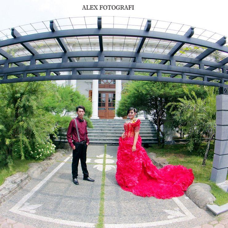 Foto prewedding Purwokerto May & Ageng