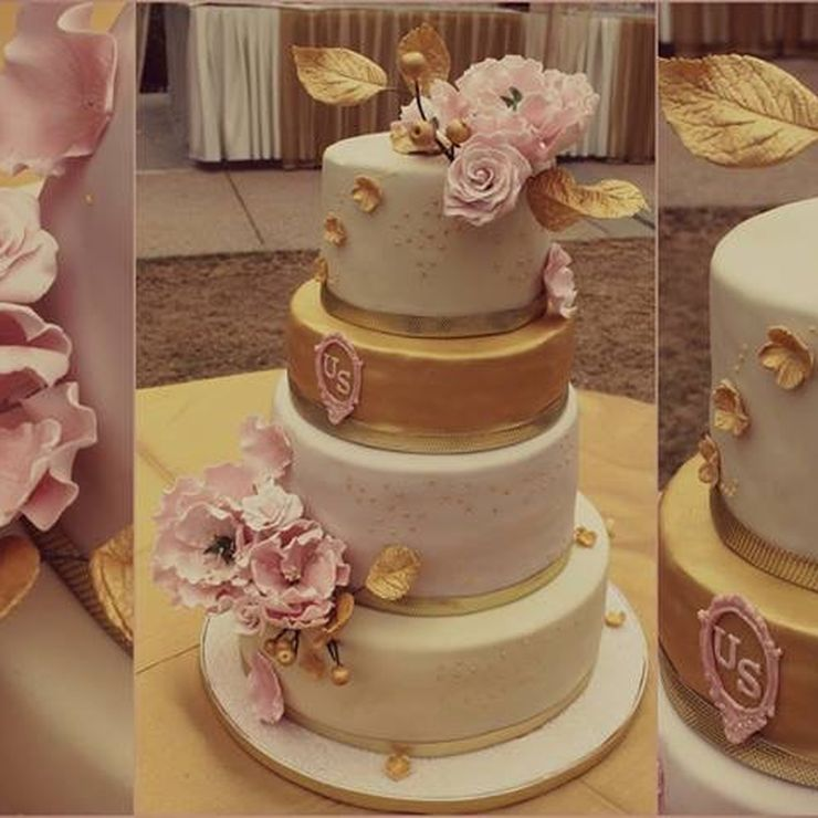 Cakes for weddings/anniversary !