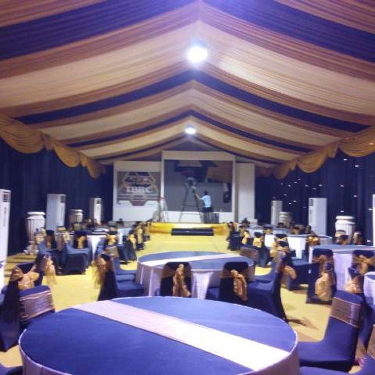 Rental Tenda Roder Dekorasi VIP, Event PT.ANTAM ( Persero Jakarta )