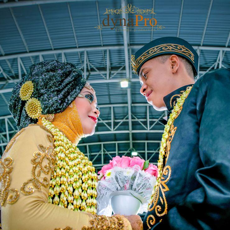 yeni + andry wedding