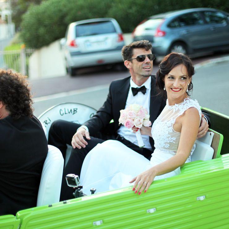 Iryna & Philippe's Wedding-Villa Vénus Cannes