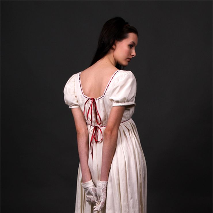 Regency wedding dresses