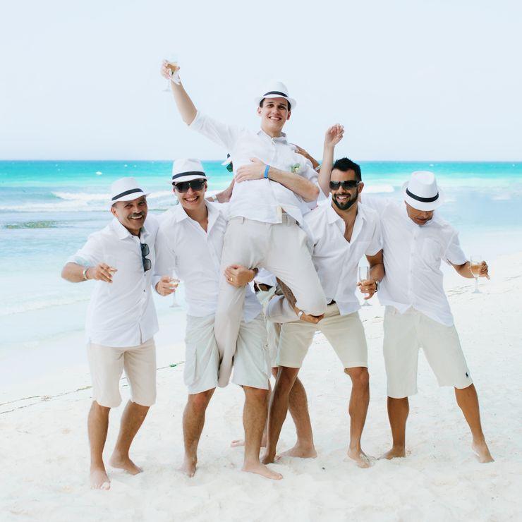 """""""Fabulous Island"""" Wedding ceremony. Saona Island"""