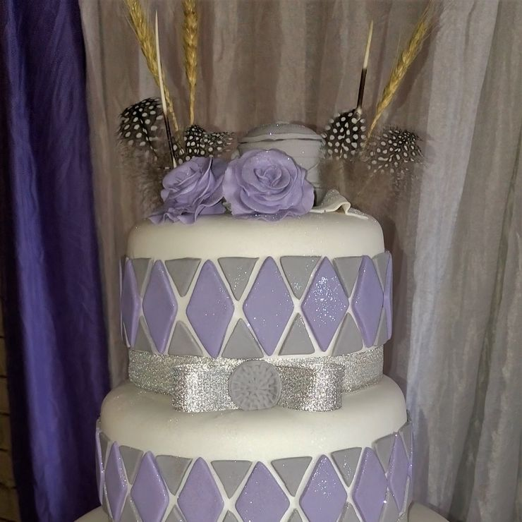 The Best Affordable Wedding Cakes Johannesburg.