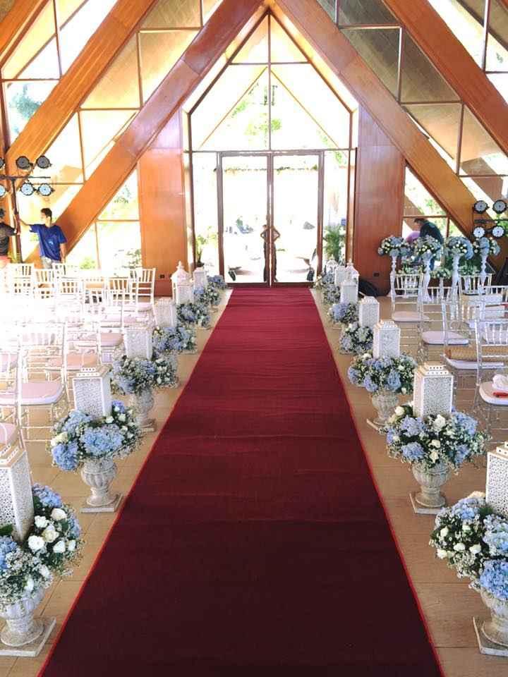 Flowers And Decor For Church And Wedding Ceremony Cebu City