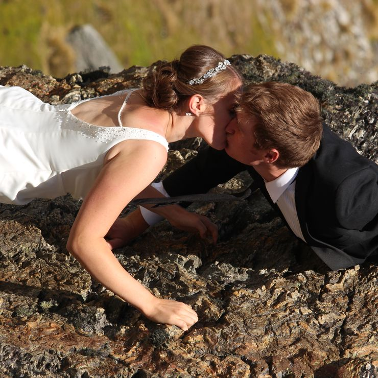 Casey & Amy's Adventure Queenstown Wedding