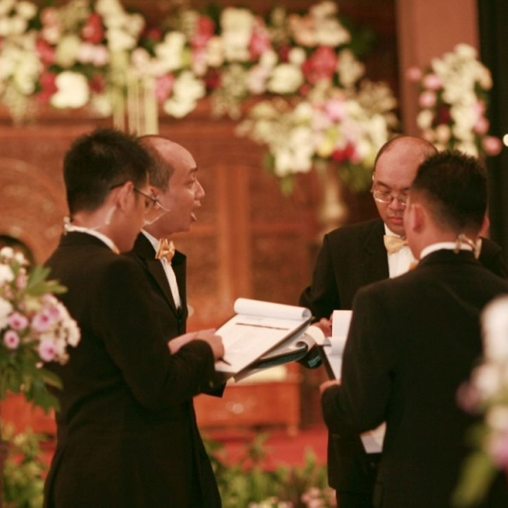 Tasya & Otto's Wedding