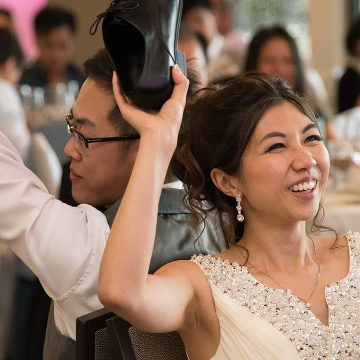 Venus & Vincent's Chinese Calgary Wedding