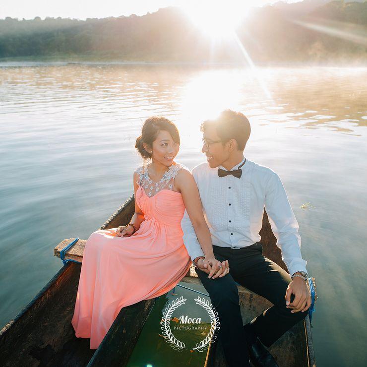Pre wedding P & D