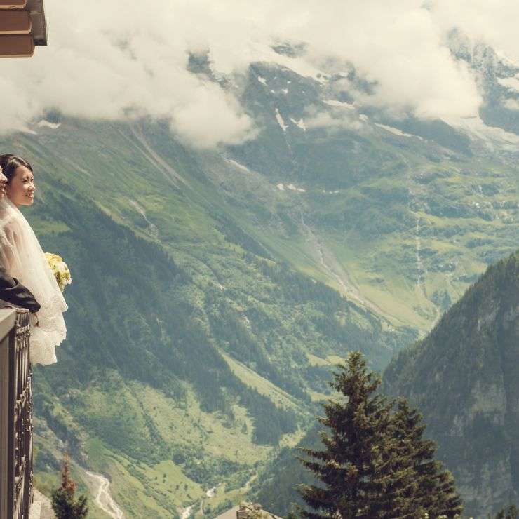 Switzerland Pre Wedding