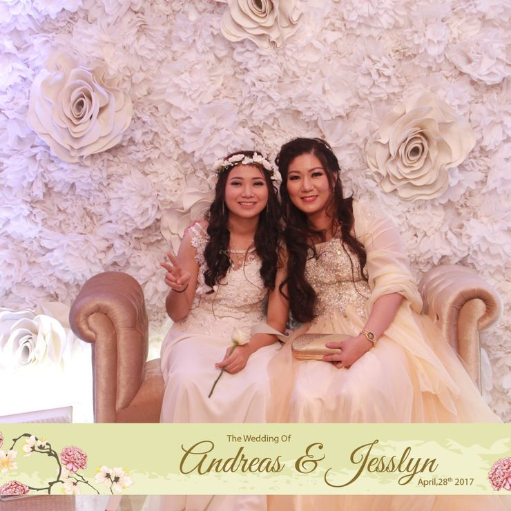 ANDREAS & JESSLYN WEDDING