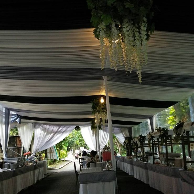 Tent & catering