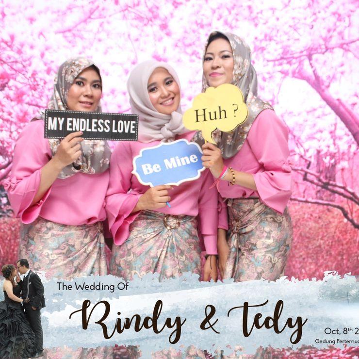 RINDY & TEDY WEDDING