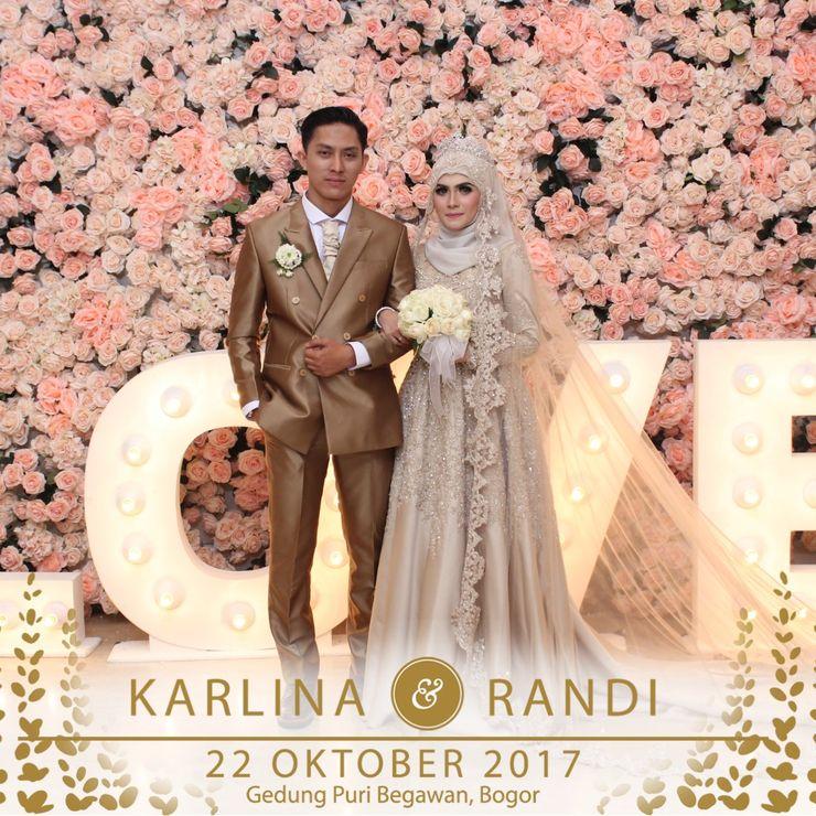 KARLINA & RANDI WEDDING