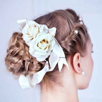 French bridal style