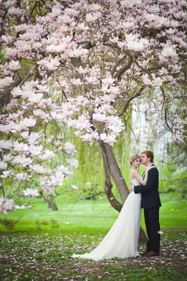 Spring real weddings